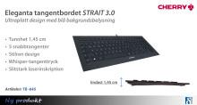 Ett av de elegantaste tangentborden på marknaden!