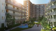 HSB säljstartar 109 yteffektiva lägenheter i centrala Jakobsberg