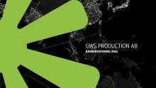 GWS Production AB (publ) publicerar årsredovisning för 2016