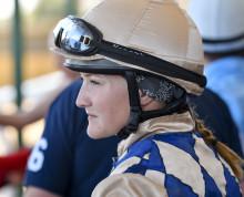 Women Jockeys' World Cup på söndag: Landgren ska försvara sin titel