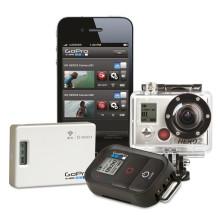 Filma dig själv utan fotograf - GoPro WiFi Combi Kit finns nu på Addnature
