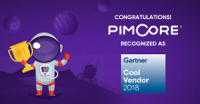 "​Pimcore utses till ""Cool Vendor"" av Gartner"