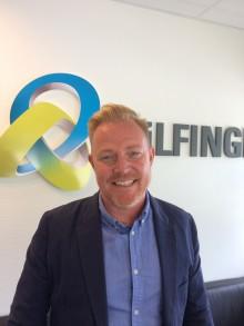 Ny avdelningschef på Bilfinger Engineering i Stockholmregionen
