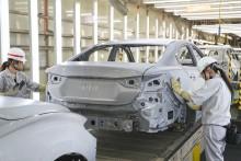 Mazda runder 50 millioner kjøretøy bygget i Japan