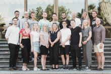 Exsitecs traineeprogram för 2017 avslutat − 19 nya kollegor