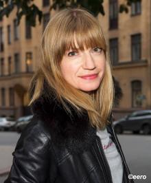 Cecilia Frode skapar julstämning på Norrlandsoperan