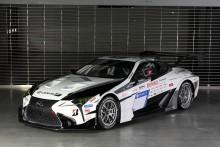 Lexus LC utmanar i 24-timmars på Nürburgring