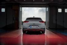 Designfokus, framtidens mobilitetslösningar och prestandabilar i Hyundais monter på Paris Motor Show