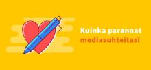 Uusi e-kirja: Näin parannat mediasuhteitasi