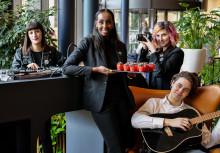 Clarion Hotel Sign vill ta gästupplevelsen till en ny nivå och tillsätter ett unikt Guest Experience Team