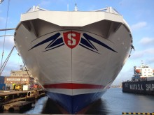 ​Excitement builds as Stena Superfast X arrival draws near