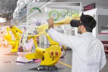 """Tetra Pak stellt die """"Fabrik der Zukunft"""" vor, bei der menschliche und künstliche Intelligenz im Zentrum steht."""
