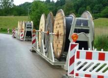 Verkabelungsprojekt begonnen: Von Murnau am Staffelsee bis Saulgrub führt das Bayernwerk eine umfangreiche Baumaßnahme zur Netzverstärkung durch
