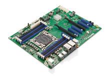 Nytt moderkort från Fujitsu med stöd för Intel Xeon W-processorer