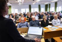 Ulla Bergström fortsätter som Norrmejeriers ordförande
