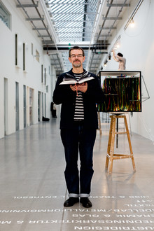 Hans Cogne – årets Berlingpristagare 2013