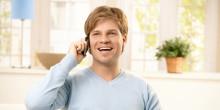 Fem av tio svenskar föredrar kontakt via telefon