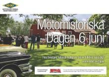 Motorhistoriska Dagen 6 juni