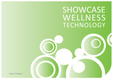 Showcase Wellness Technology Oulu Finland 2012