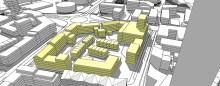 Nu startar planeringen av den sydvästra delen av centrala Brunnshög