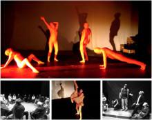Att göra scenkonst - ny utbildning på Kulturreservatets Folkhögskola i Riddarhyttan