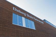 Ny flerbrukshall på Ekeberg
