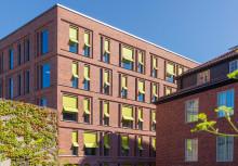 KTH:s nya campusbyggnad klar