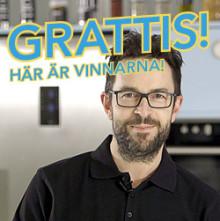 Två nya vinnare - andra veckan av HärjedalsKöks lyckade kampanj