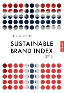 Sustainable Brand Index 2016 - Official Report Norway