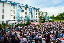 Nästa nya Scientologi-kyrka i Orlando