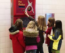 Pantresa ger elever kunskap i hållbar utveckling – 30 000 elever pantar mera