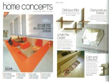 Evorich Flooring Group Featured On Home Concepts Magazine