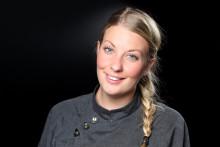 """Frida Ronge från restaurang vRÅ på Clarion Hotel Post är """"Årets Rising Star"""""""