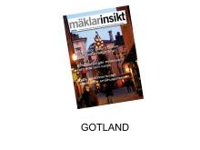 Mäklarinsikt Gotland