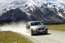 Volvo Cars fortsätter längs en välbekant väg med Volvo V90 Cross Country