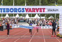 Presskonferens inför Göteborgsvarvet