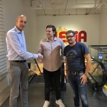 Ny leksakshandlare i Gallerian Storken