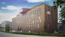 Veidekke och Arcona har fått i uppdrag av Fabege att bygga The Winery hotel