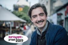 Jack Werner vinnare av Surfa Lugnt-priset 2019