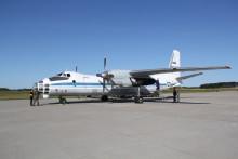 Russisk fly fotograferer Danmark som aftalt