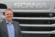 Ny Scania-salgskonsulent til Sjælland