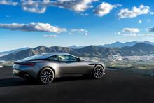 Aston Martin utser Bridgestone till projektpartner