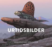 Från dinosaurier till ammoniter - Urtidsbilder av Simon Stålenhag och Anna Davour släppt idag