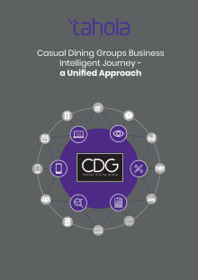 CDG's Business Intelligence Journey - A Unified Approach