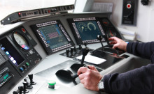 Green Cargo testkör de nya Transmontanaloken