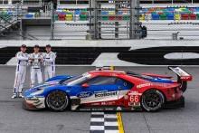A Ford Chip Ganassi Racing győzött a Daytona Rolex 24 órás futamon