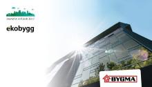 Bygma första bygghandeln att delta på Ekobyggmässan