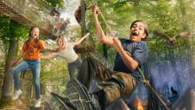 PRESSINBJUDAN: Coola nyheter gör Skånes Djurpark till ett äventyr för hela familjen