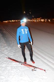 Oskar Svärd om Petzl Nao: Optimal lampa för skidåkare