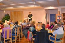 Höstens bokcaféer i Lindesberg och Frövi